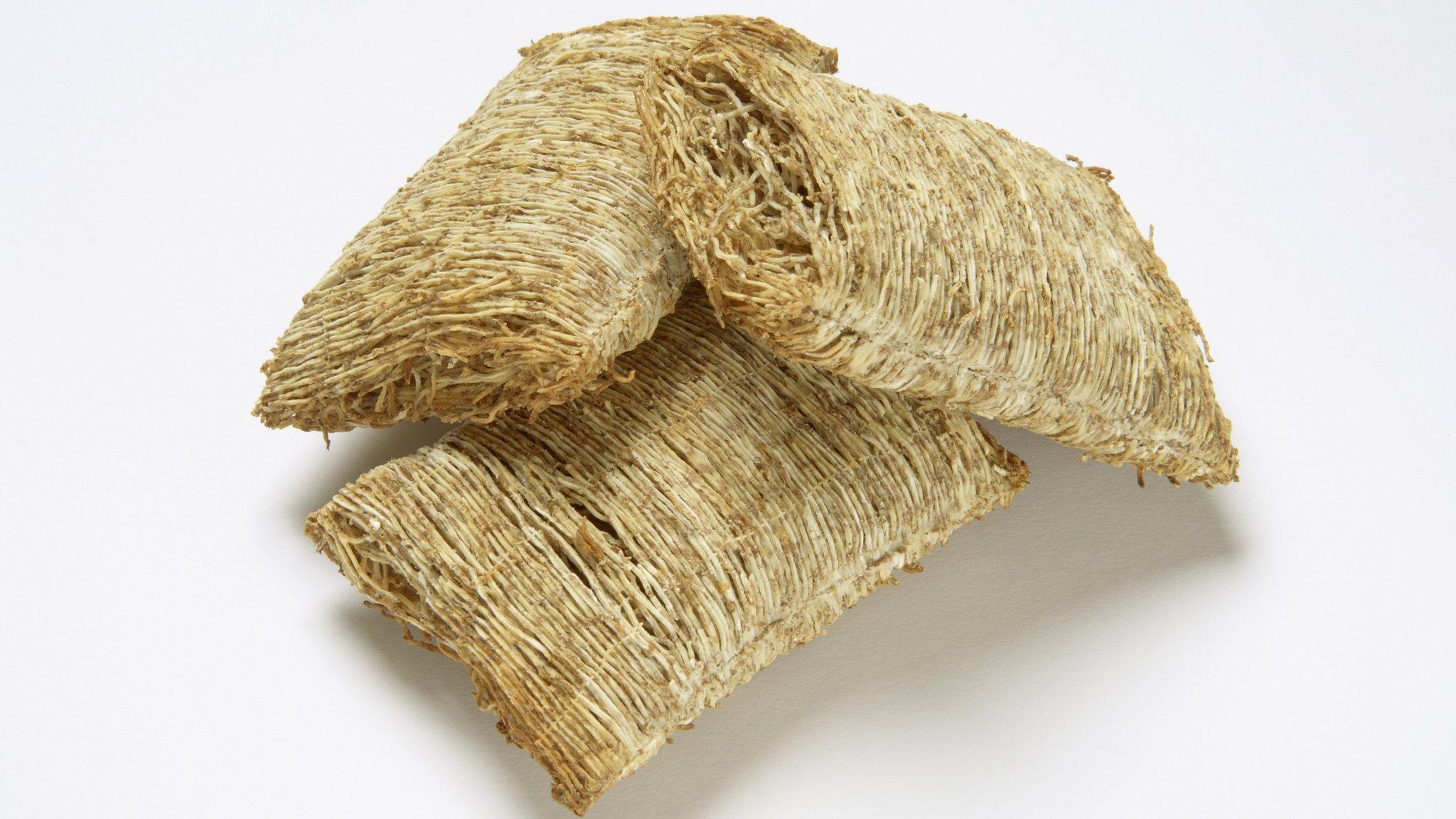 Shreeded wheat