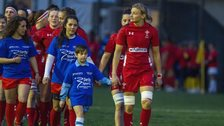 Captain Rachel Taylor led a youthful Wales squad through the 2015 Six Nations campaign