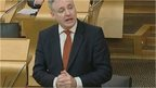 Rural Affairs Secretary Richard Lochhead