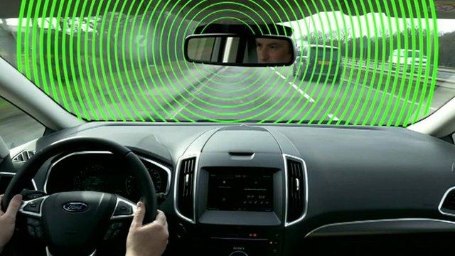 Ford anti-speeding technology