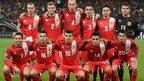 Gibraltar take first steps on international road