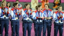 GB women's hockey team