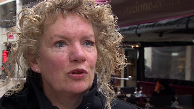 One woman in Cambridge describes the personalities of the people who live there.