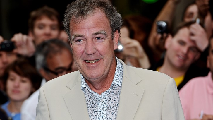 Jeremy Clarkson dropped from Top Gear, BBC confirms