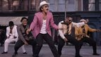 The video for Mark Ronson and Bruno Mars's Uptown Funk