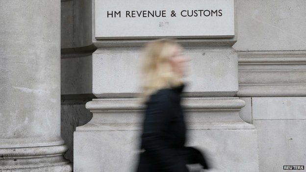 HMRC headquarters in London