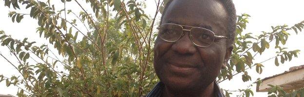 Dr Patrick Ayelangbe, the leader of Kano's Non-Indigenes Community Leaders Association (Nicola)