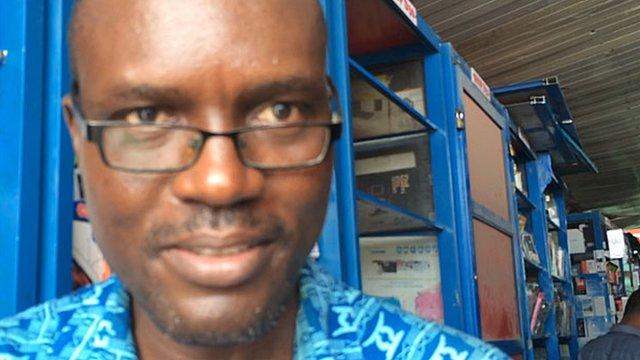 Alesta Wilcox, chartered accountant in Lagos, Nigeria