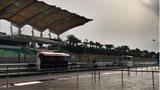 Malaysia pit lane