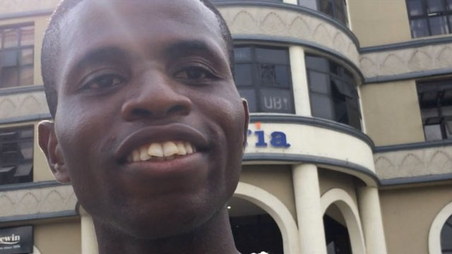 Akpofure Tony Tegar, hotelier in Lagos, Nigeria