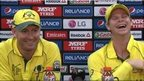 Australia captain Michael Clarke and Steve Smith