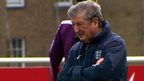 VIDEO: Hodgson confident ahead of Lithuania