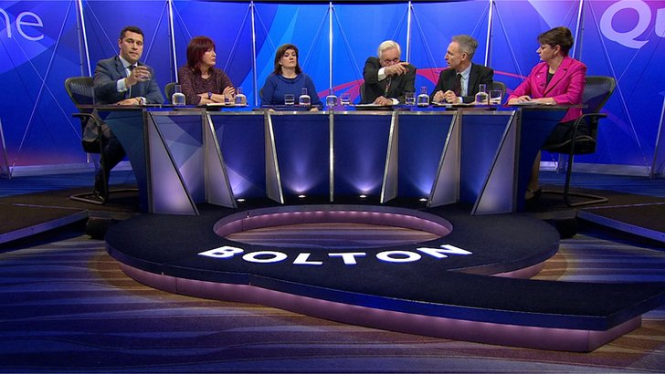Question Time wide