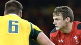 Dan Biggar takes on Australia in 2015