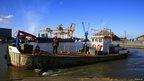 Goole docks