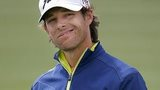 Aaron Baddeley on the 7th hole at the Texas Open
