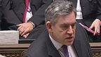 Archive of Gordon Brown at PMQs