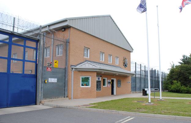 Prison Gate House