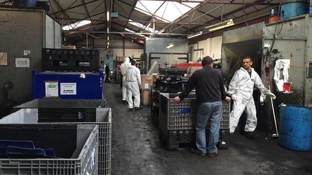 Qualplast factory