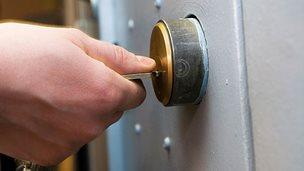 Prison lock, generic