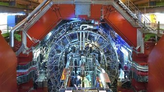inside the ALICE experiment