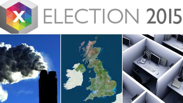 Election 2015 England