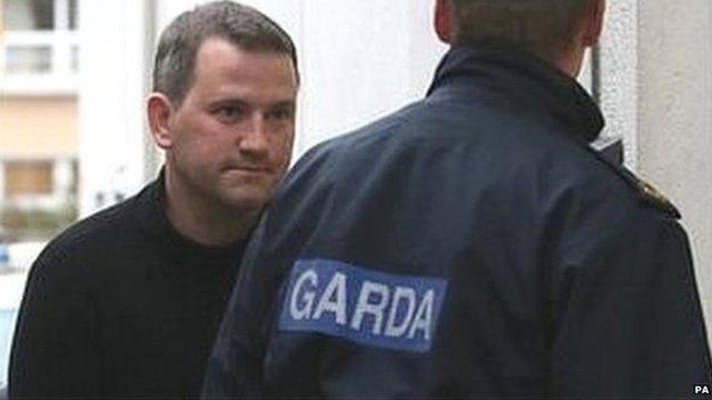 Graham Dwyer denied murdering Elaine O'Hara in August 2012, as Rick Faragher reports