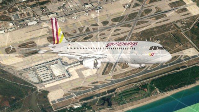 Germanwings plane