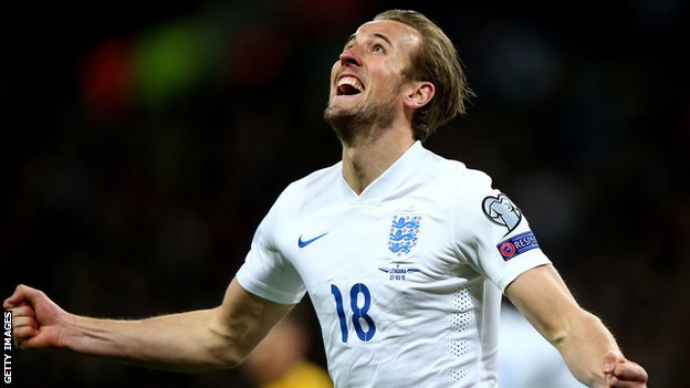 81964851 harry kane goal2 - Euro 2016 qualifying matches