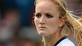 England centre-half Sophie Bradley