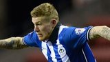 Wigan's James McClean