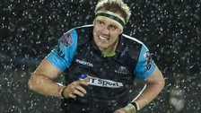 Glasgow Warriors captain Al Kellock