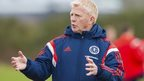 Strachan wants more Scots dominance