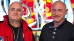 Twins Scott and Mark Kelly