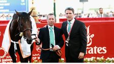 Michael Owen, Brown Panther and Tom Dascombe