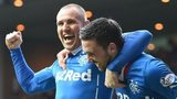 Nicky Clark (right) and Kenny Miller