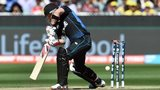Brendon McCullum is bowled