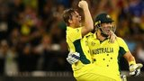Steve Smith and Shane Watson