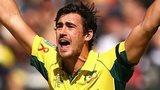 Australia's Mitchell Starc