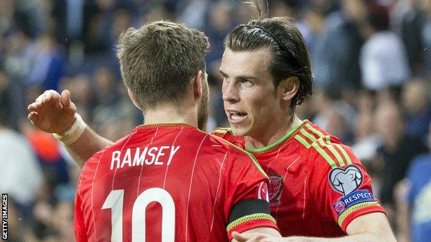 Wales beat Israel in Haifa
