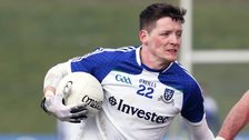 Conor McManus produced another impressive display for Monaghan