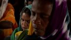 Christian's pray in India