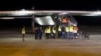 Solar aeroplane heads for China