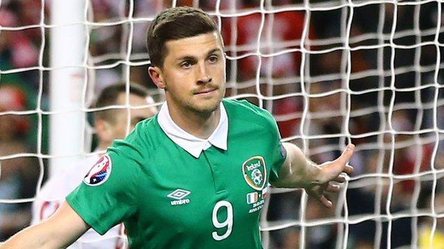 Shane Long scored the Republic of Ireland's equaliser against Poland