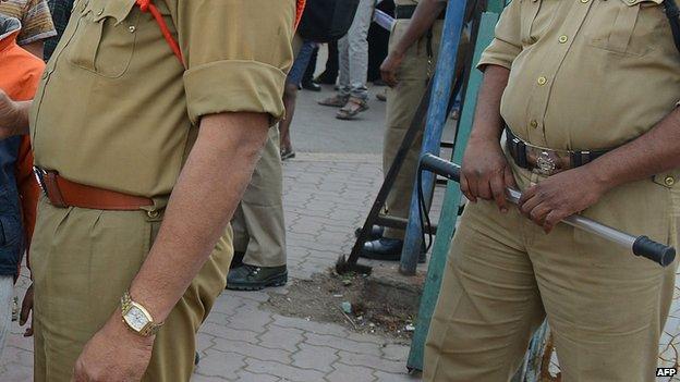 Bihar police force