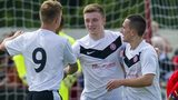 Brora Rangers drew 1-1 with Rangers in a pre-season friendly