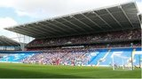 New stand at Cardiff City Stadium