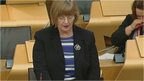 Labour MSP Margaret McDougall