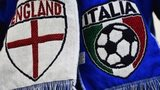 England and Italy scarves