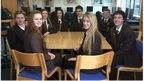 Two schools worlds apart in Lancashire